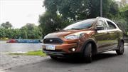 Test drive Ford Ka Freestyle: Hora de Aventura