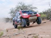 Vivimos el Dakar desde adentro junto a Toyota y te contamos todo