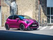 El Toyota Aygo se presenta en Europa
