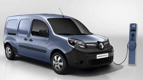 Renault Kangoo Z.E. 2021 llega a México, la primer van de trabajo 100% eléctrica del mercado