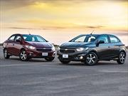 Los Chevrolet Onix y Prisma se renuevan