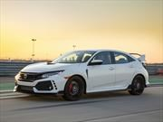 Honda Civic Type R 2017 es el hot hatch del año