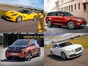 Conoce la lista de los finalistas para el Auto del Año 2014