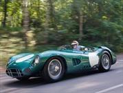 Aston Martin DBR1: el nuevo auto récord