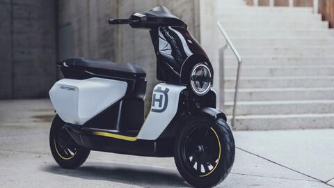 Husqvarna Vektorr Concept 2021, un viajero urbano cero emisiones