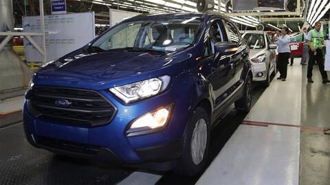 Ford garantizaría repuestos y componentes a todos sus clientes