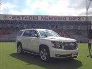 Chevrolet patrocinará al Deportivo Toluca