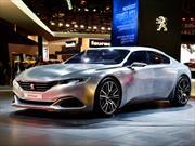 Peugeot Exalt Concept Coupé: menos es más