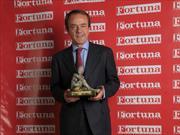 Iveco recibió el Premio Fortuna a la Mejor Compañía Automotriz