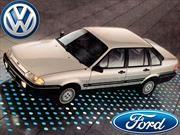 Ford y Volkswagen se unen para producir vehículos comerciales