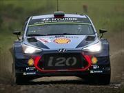 WRC Polonia 2017 Ganan Thierry Neuville y Hyundai