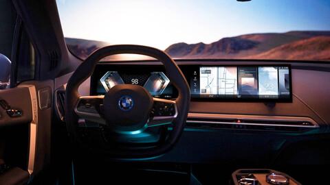 Así es BMW iDrive 8, la nueva generación del sistema multimedia alemán