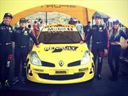 Team Renault vuelve a los motores aspirados en el Rally Mobil