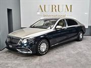 Mercedes-Benz Maybach S560 4MATIC, más que un capricho