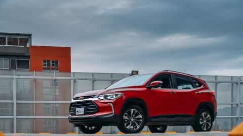 Chevrolet Tracker 2021 llega a México, busca recuperar el liderato