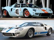 Subastan dos Ford GT40 originales