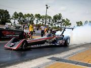 Dragster Eléctrico logra récord de 300 km/h en el cuarto de milla