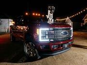 Ford Super Duty 2017 nombrado como el mejor Truck of Texas 2016