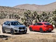 BMW X3 M y X4 M 2020, superdeportivos utilitarios
