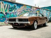 Chager Hellcat 1969 por Bumbera's Performance, un muscle car traído al presente