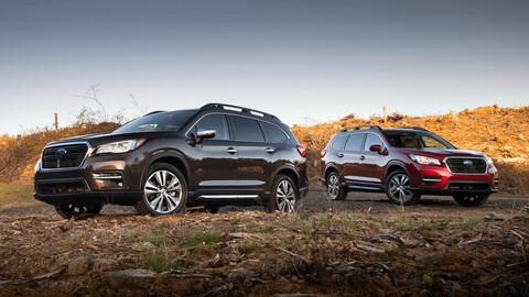 Subaru libera las especificaciones y precios del Evoltis 2021 en preventa