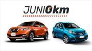 Junio 0Km: Las bonificaciones de Nissan
