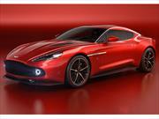 Aston Martin Vanquish Zagato Concept debuta