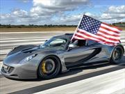 Hennessey vende un Venom GT por 1.4 millones de dólares