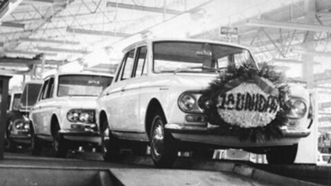 Nissan Mexicana celebra su 60 aniversario en México