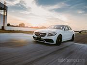 Probando el Mercedes-AMG C63 S 2018