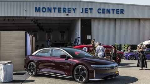Entre autos, aviones y cocteles arrancó oficialmente la Car Week en Monterey, California