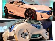 Honda Micro Commuter y EV-Ster en el Salón de BA 2013