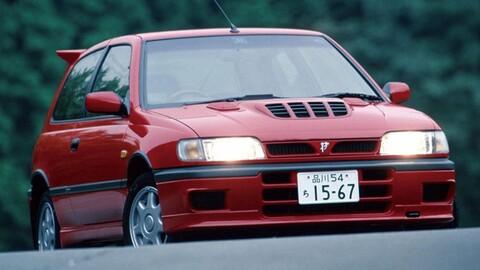 No es broma, los Nissan GTI y GTI-R existieron y superaban a Volkswagen