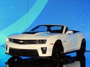 Chevrolet Camaro ZL1 Convertible 2014 llega a México en $909,000 pesos