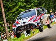 Top 10: La historia de Toyota en el Rally