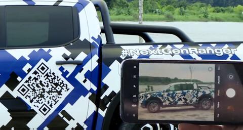 Nueva Ford Ranger, cada vez la conocemos más