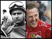 Fangio Vs. Schumacher