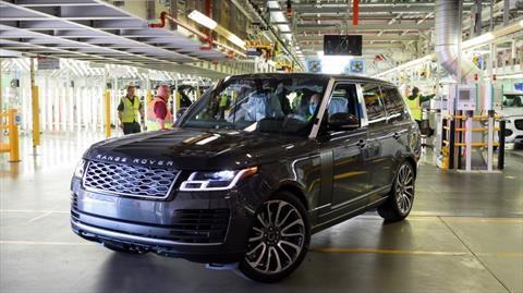 Jaguar Land Rover busca apoyo económico del Gobierno de Gran Bretaña para superar la crisis