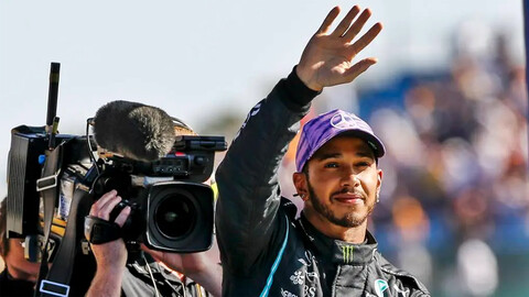 F1 GP de Gran Bretaña Hamilton pasa de villano a héroe