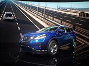 Nissan Murano 2019 recibe una ligera serie de cambios