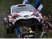 WRC 2017: Toyota gana el Rally de Finlandia