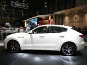 Maserati Levante, potente SUV de la casa del tridente