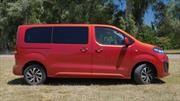 Citroën SpaceTourer, ahora certificada para el turismo
