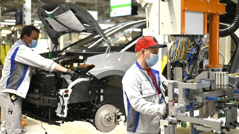 Volkswagen inicia la producción del ID.4 en Alemania