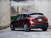 KIA Forte Hatchback 2017 a prueba