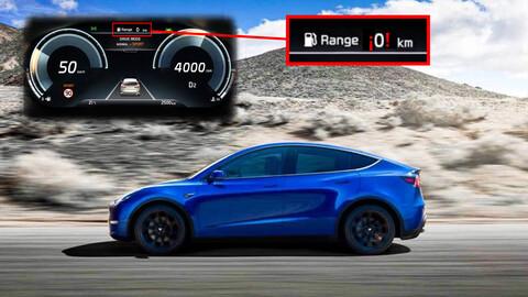 ¿Los autos eléctricos tienen reserva de autonomía como los vehículos a gasolina?