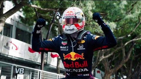 Verstappen gana en el GP de Mónaco de F1 2021 y Red Bull ya lidera el campeonato