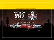 Hyundai se pone con los autos oficiales del Festival Stgo Rock City
