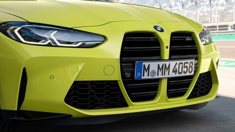 BMW M3 y M4 2021 tienen más potencia y un controversial diseño