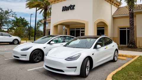 Tesla recibe el mayor pedido en su historia; Hertz adquiere 100,000 unidades del Model 3